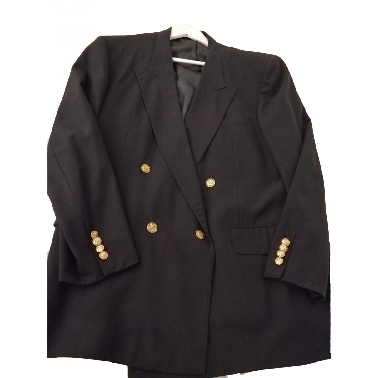 Dior - Vestes.Blousons   pour homme en laine - noir