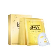 10 Stuecke RAY from THAILAND Serum feuchtigkeitsspendende Gesichtsmaske