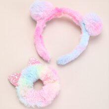 2 piezas accesorio de pelo de niñitas