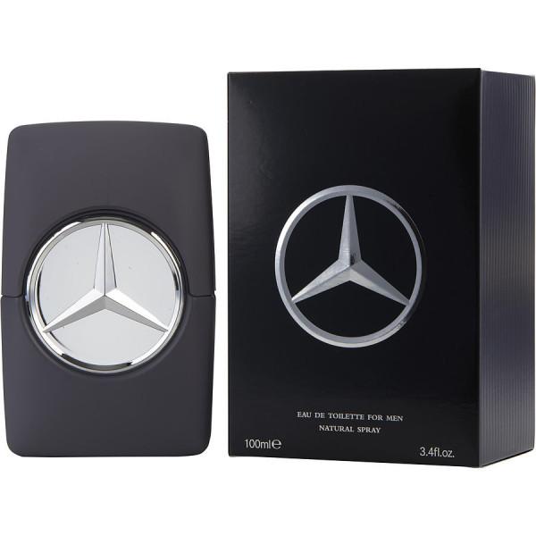 Man Grey - Mercedes-Benz Eau de Toilette Spray 100 ml