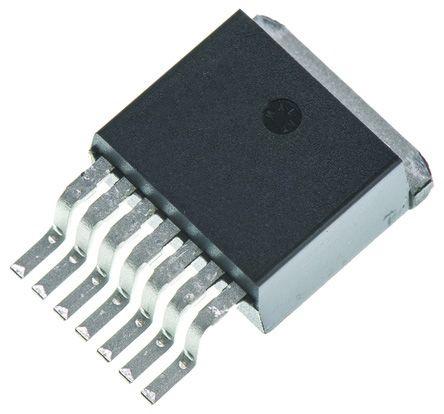 Infineon N-Channel MOSFET, 80 A, 49 V, 7 + Tab-Pin D2PAK  BTS282ZE3180AATMA2 (4)