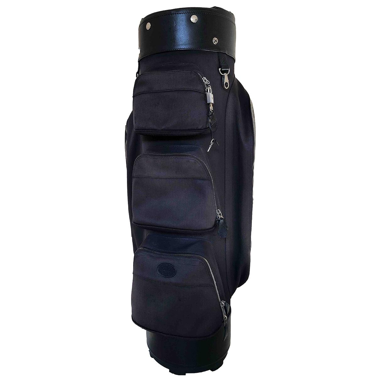 Hermès \N Black Cotton Golf for Life & Living \N