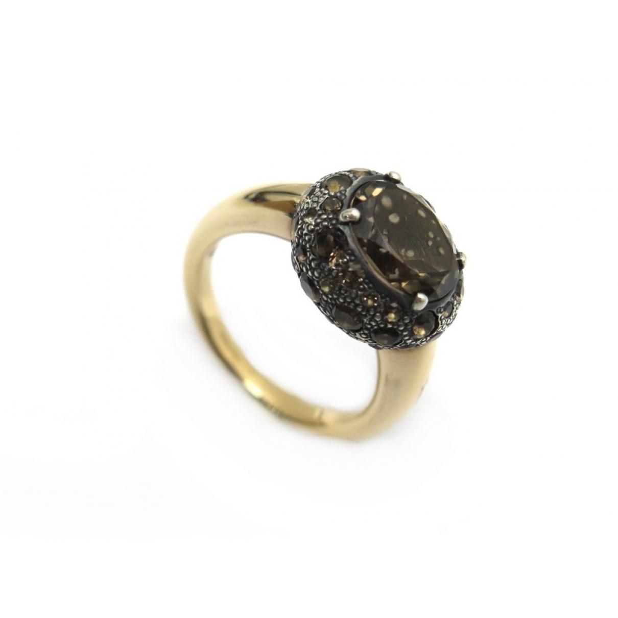 Pomellato Tabou Ring in  Gold Rosegold