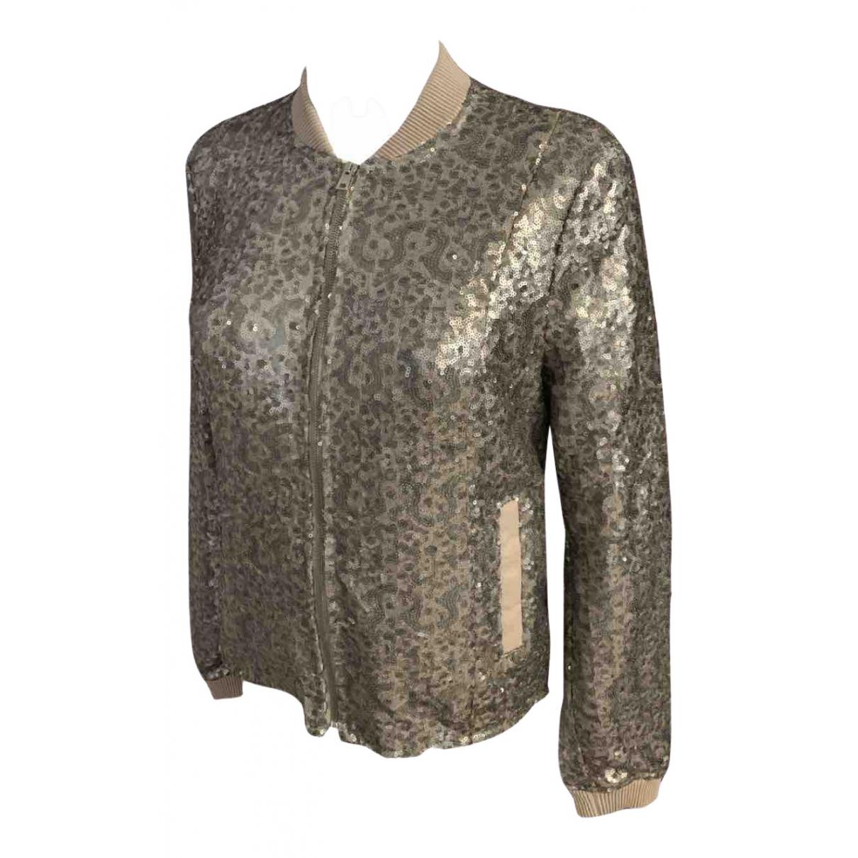 Paul Smith N Silver coat for Women XL International