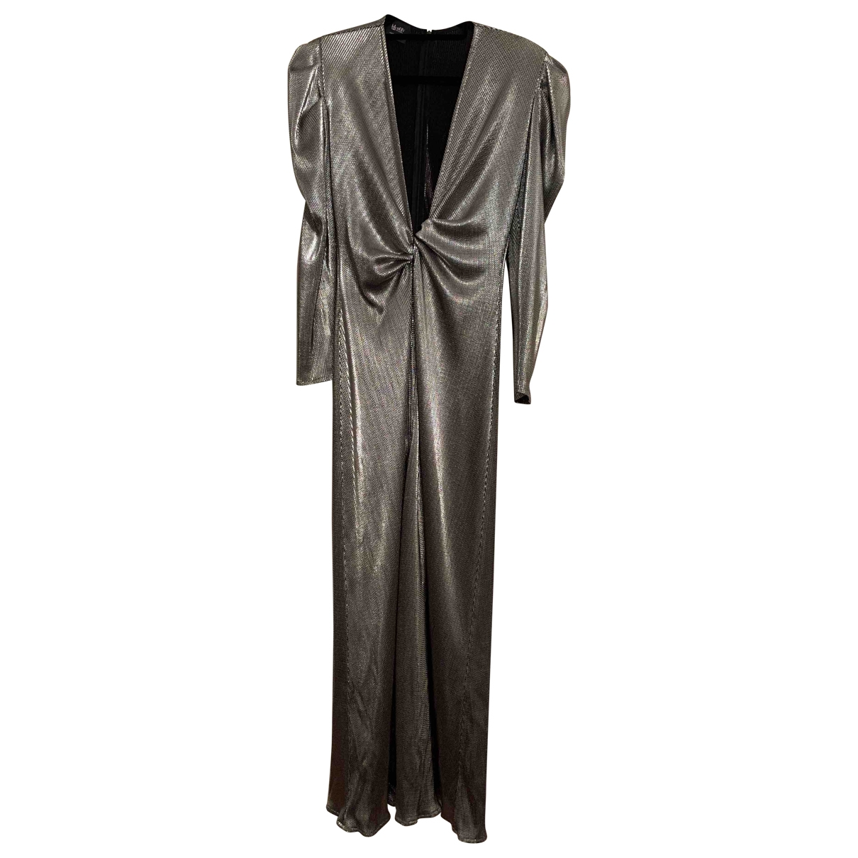 Non Signé / Unsigned \N Metallic dress for Women S International