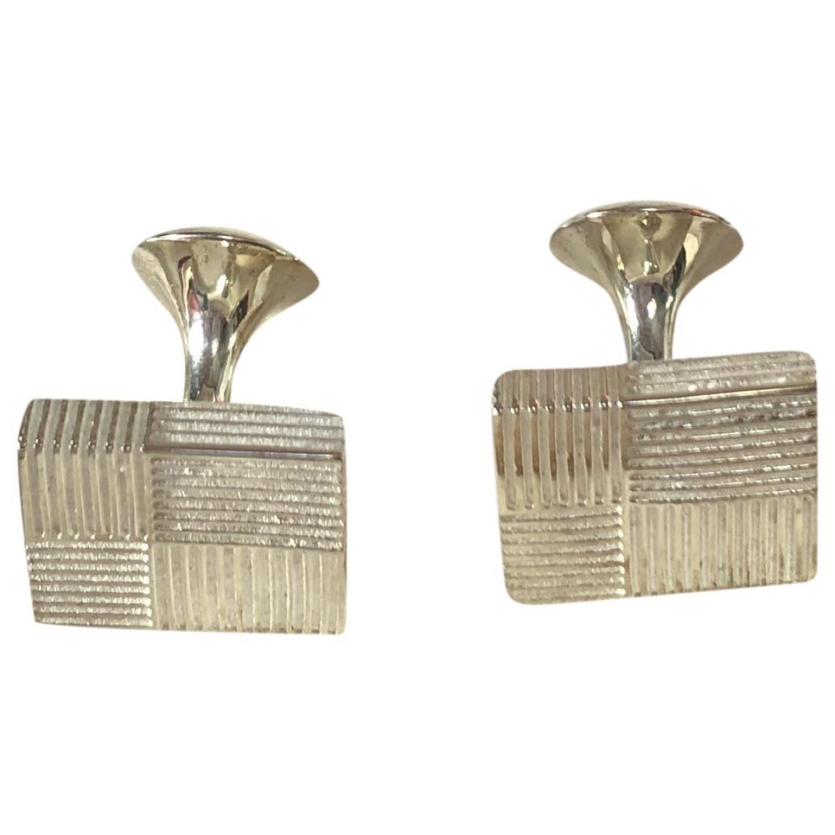 Richard James \N Manschettenknopfe in  Silber Silber