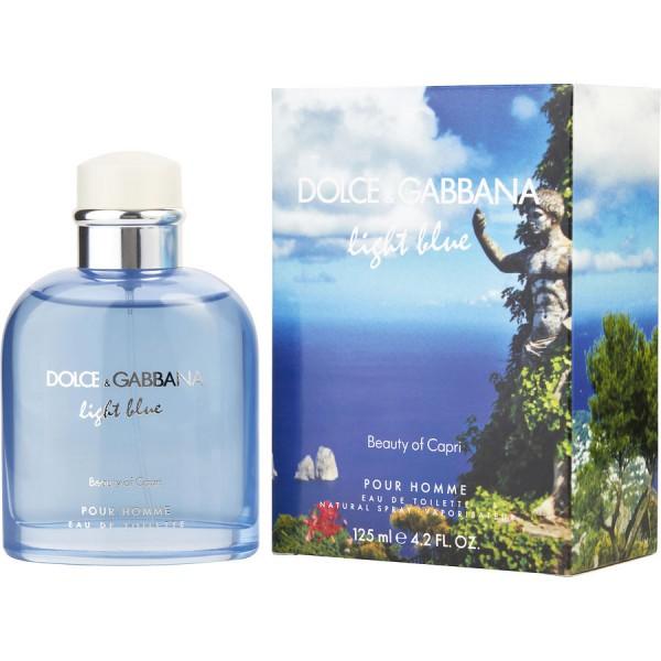Light Blue Beauty Of Capri - Dolce & Gabbana Eau de Toilette Spray 125 ml