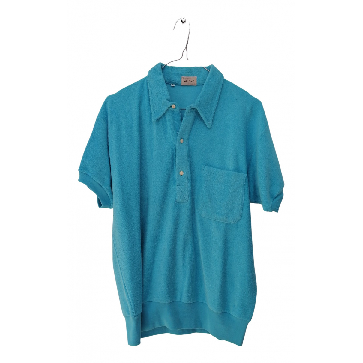 Non Signe / Unsigned \N Poloshirts in Polyester