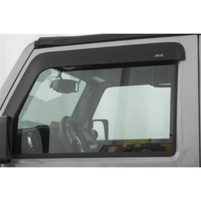 Auto Ventshade Low-Profile Ventvisor (Smoke) - 772020