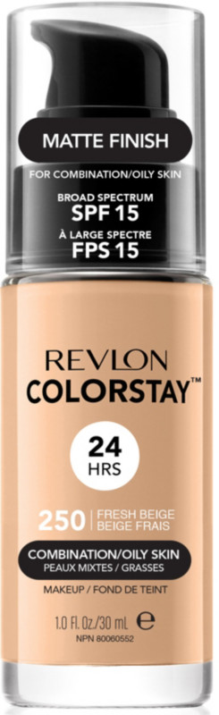ColorStay Makeup For Combo/Oily Skin - 250 Fresh Beige