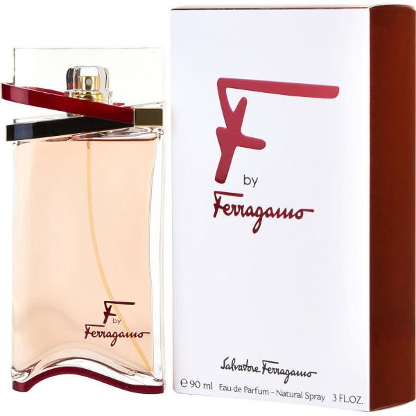 F - Salvatore Ferragamo Eau de parfum 90 ML