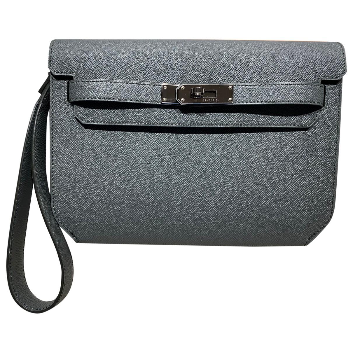 Hermès Kelly Dépêches Leather Clutch bag for Women N