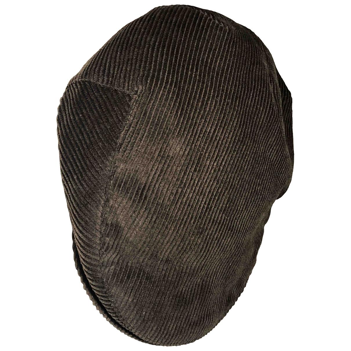 Barbour - Chapeau & Bonnets   pour homme - marron