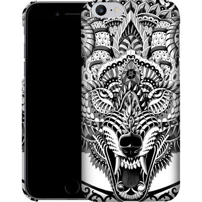 Apple iPhone 6 Plus Smartphone Huelle - Wolf Head von BIOWORKZ