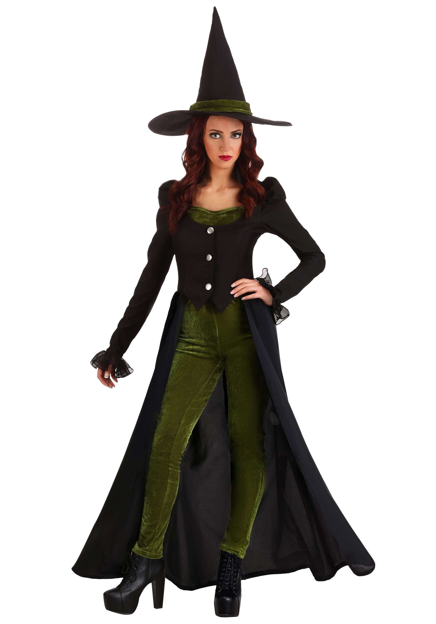 Women's Witch Fairytale Costume