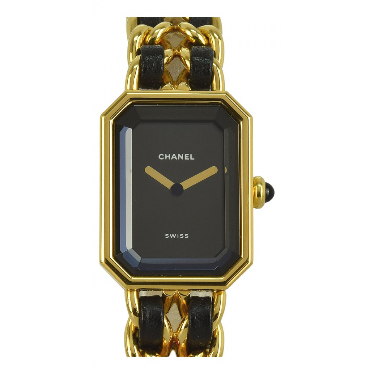 Chanel Première Black Gold plated watch for Women \N