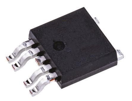 ROHM BA033CC0WFP-E2, LDO Regulator, 1A, 3.3 V, ±1% 5-Pin, DPAK (10)