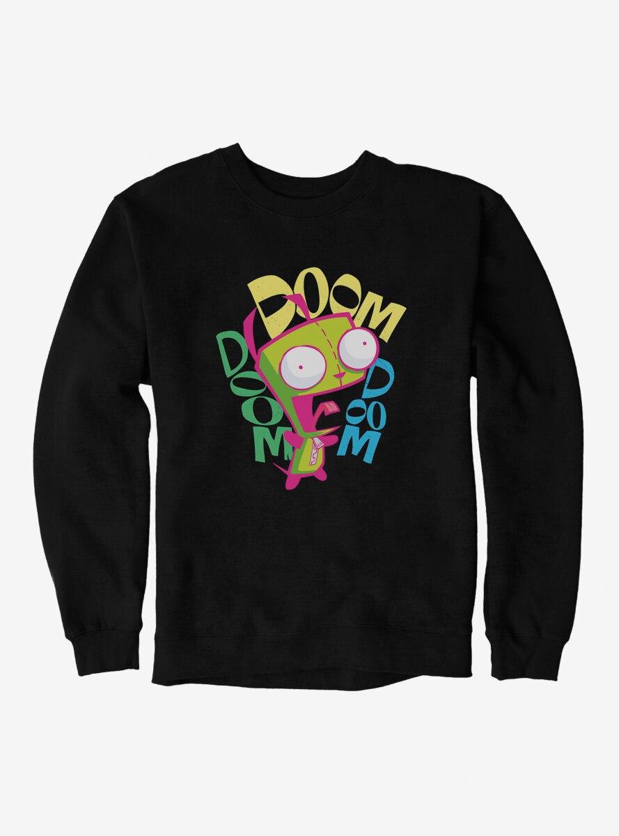 Invader Zim Doom Sweatshirt