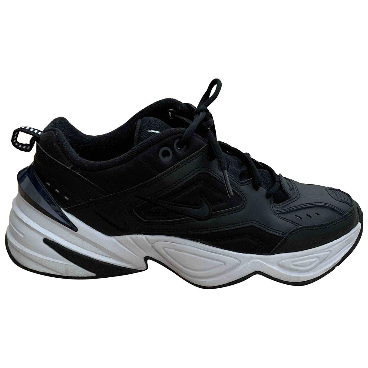 Deportivas M2K Tekno de Cuero Nike
