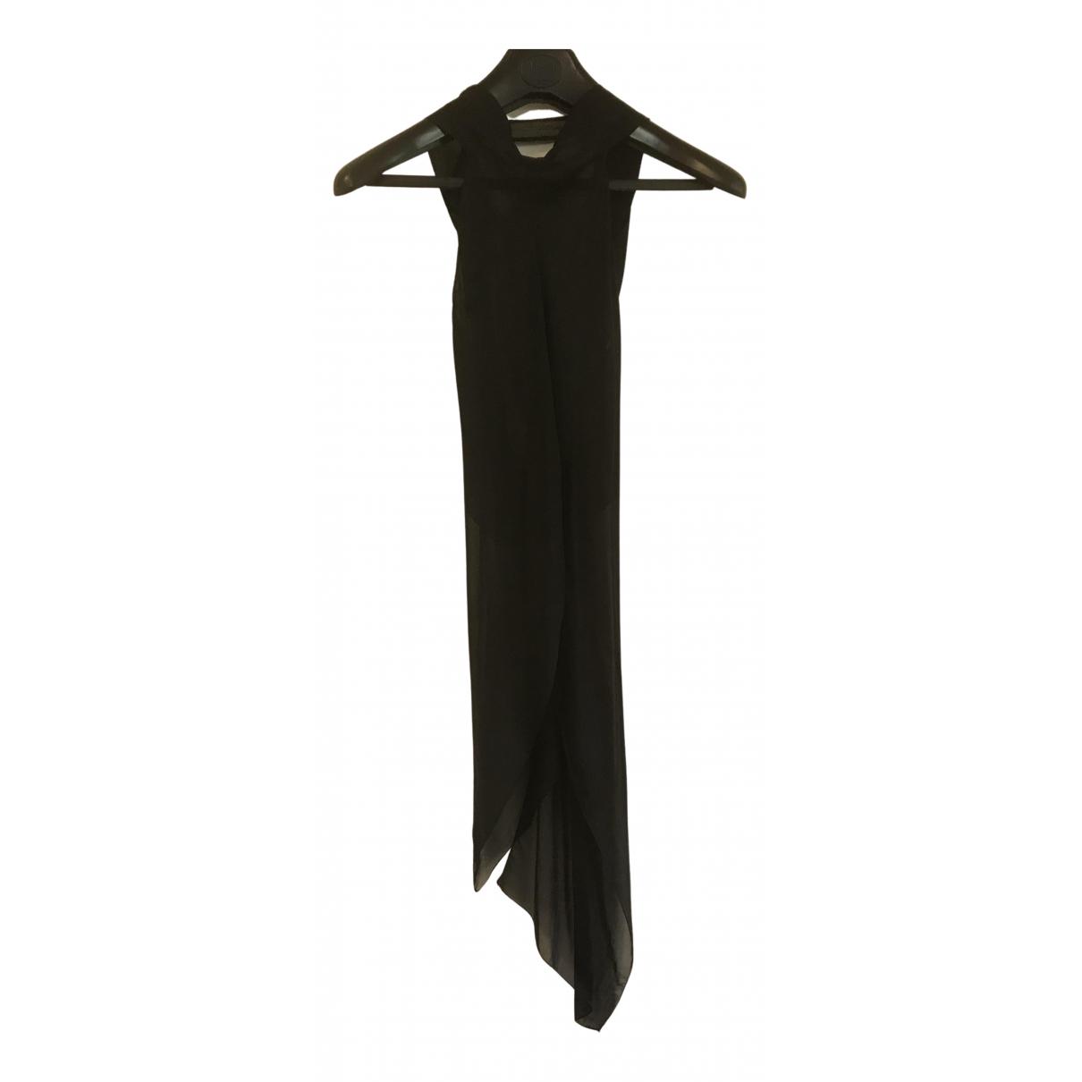 Rick Owens - Top   pour femme en soie - noir