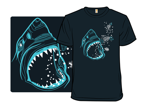 Shark Attack!!! T Shirt