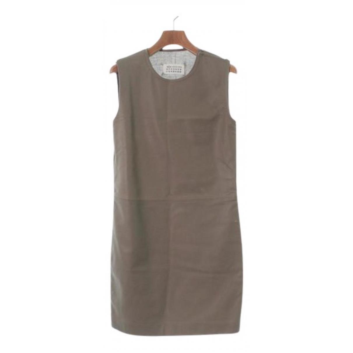Mini vestido Maison Martin Margiela