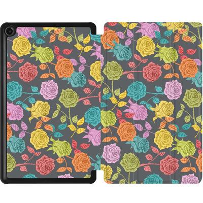 Amazon Fire 7 (2017) Tablet Smart Case - Roses von Bianca Green