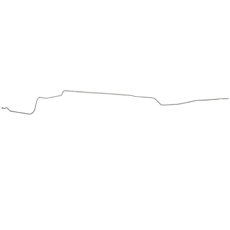 Fine Lines RGL6803SS Fuel Line Kit For 68-69 Mopar B-Body 1/4 Inch Return Fuel Line Stainless