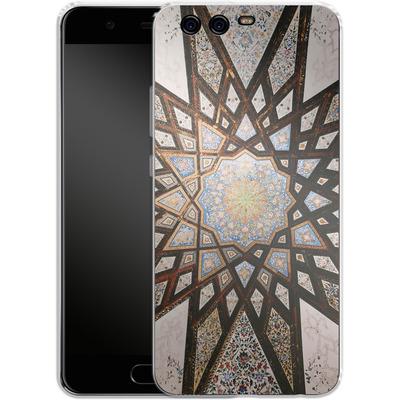 Huawei P10 Silikon Handyhuelle - Tile Star von Omid Scheybani