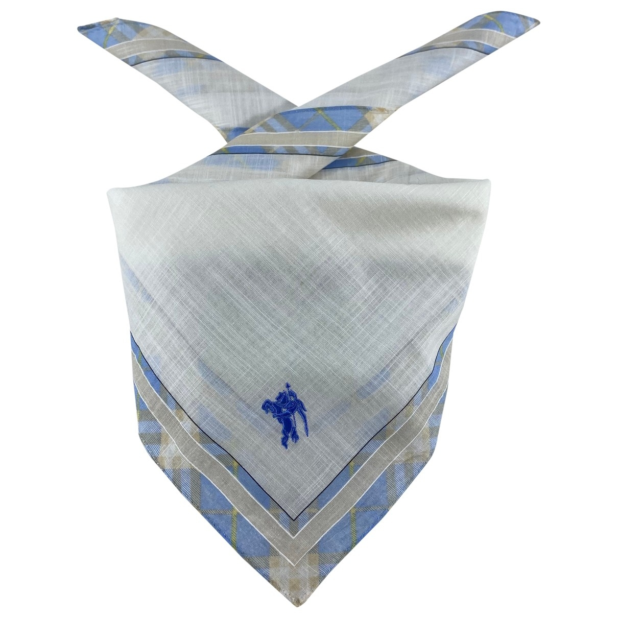 Burberry \N Cotton scarf for Women \N