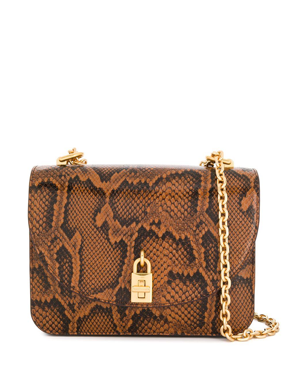 Love Too Leather Crossbody Bag