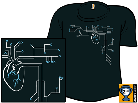 Circuit-ulatory System T Shirt