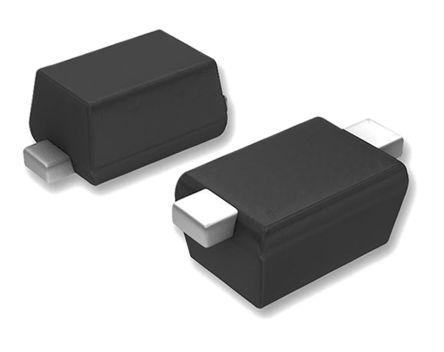 ROHM , 30V Zener Diode 3% 150 mW SMT 2-Pin EMD (10)