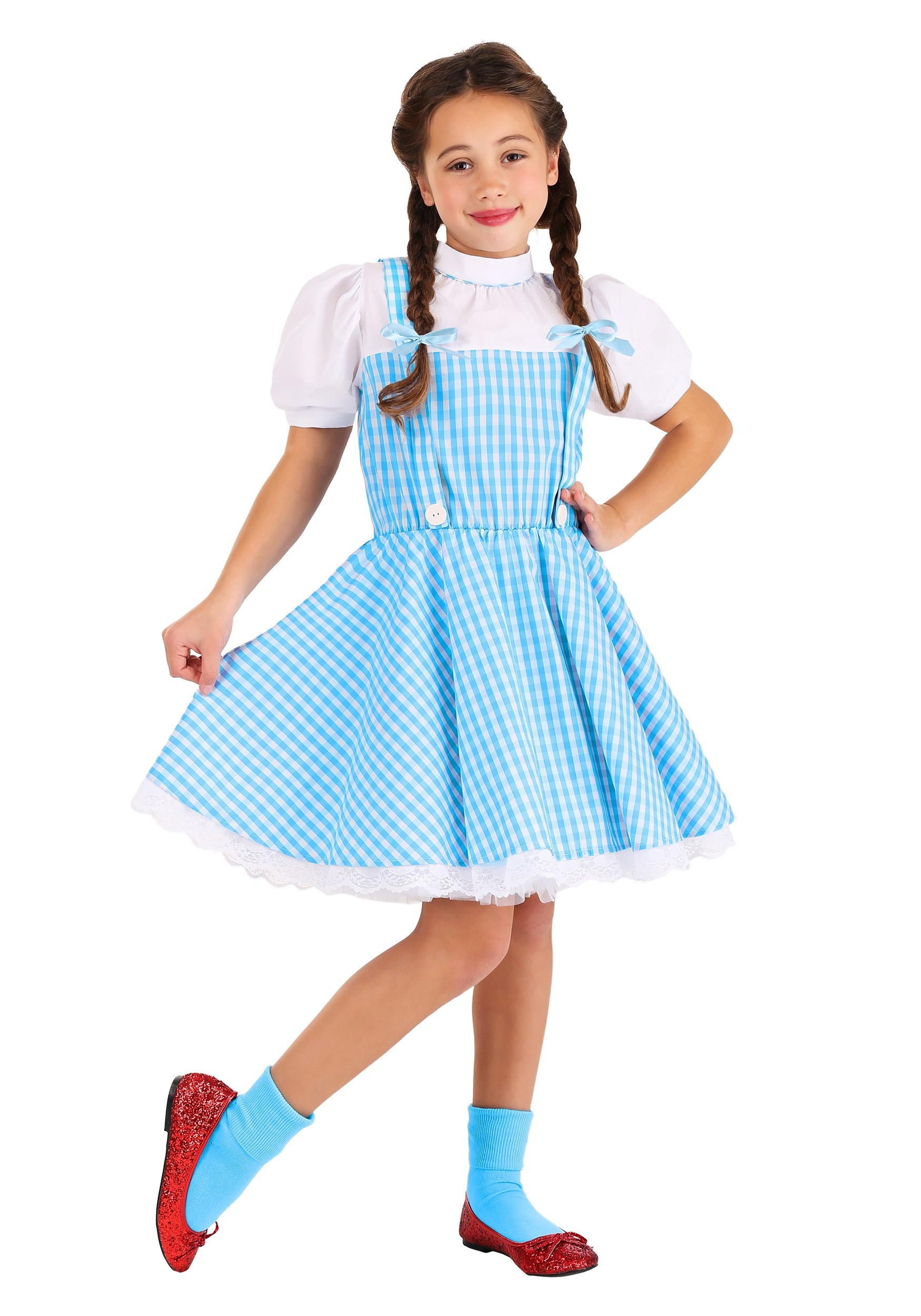 Classic Kid's Dorothy Wizard of Oz Costume