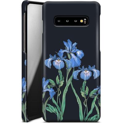 Samsung Galaxy S10 Plus Smartphone Huelle - My Iris von Stephanie Breeze