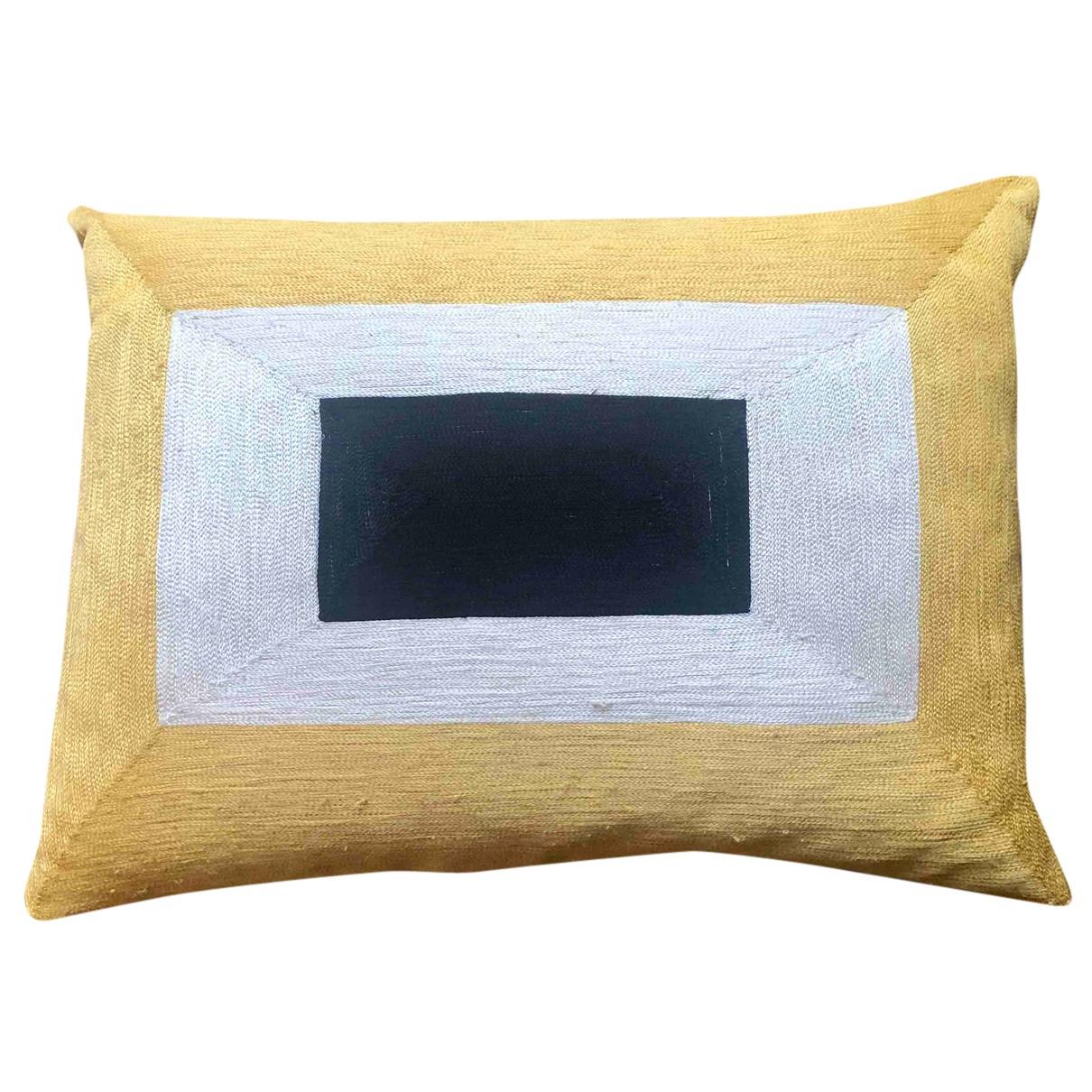 Maison Sarah Lavoine - Objets & Deco   pour lifestyle en lin - jaune