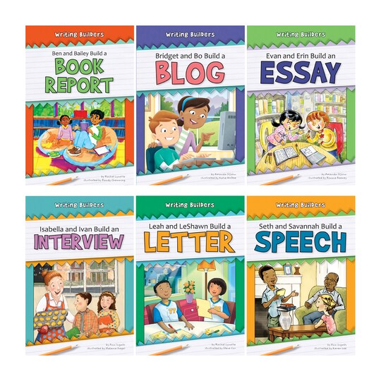 Writing Builders Complete Book Set By Norwood House Press | Michaels®