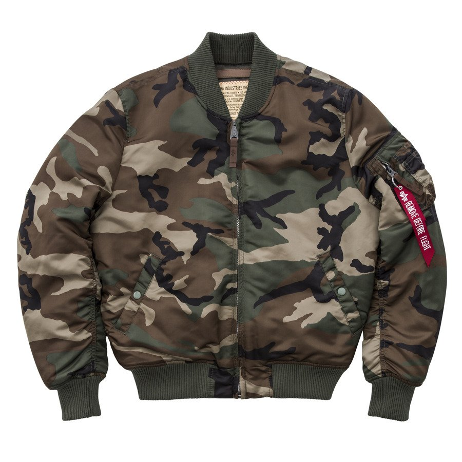 Alpha Industries MA-1 VF 59 191118 408