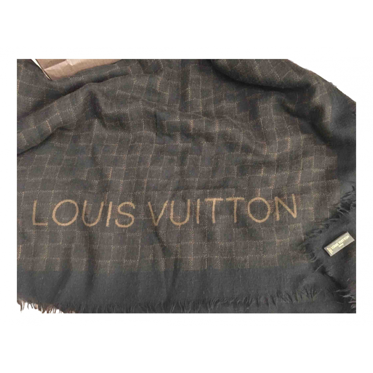 Estola de Cachemira Louis Vuitton