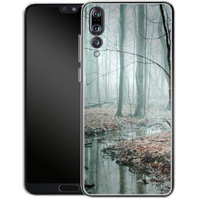 Huawei P20 Pro Silikon Handyhuelle - Gather Up Your Dreams von Joy StClaire