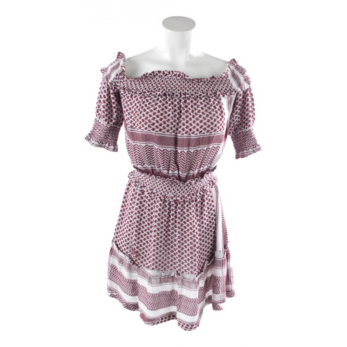 Cecilie Copenhagen \N Kleid in  Rot Polyester