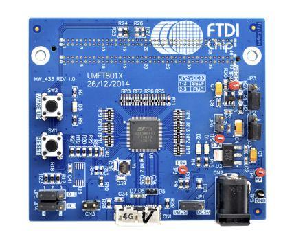 FTDI Chip , Bridge Evaluation Board Bridge Evaluation Board for FT60x - UMFT601A-B