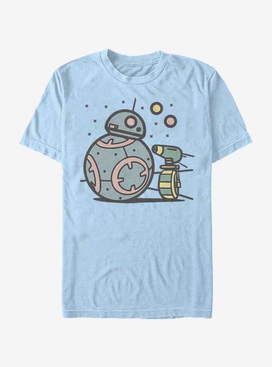 Star Wars Episode IX The Rise Of Skywalker Droid Team T-Shirt
