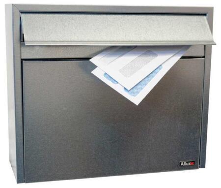 ALX-LT150-GAL Allux Series LT150 Wall Mount Mailbox in