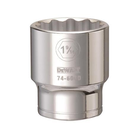 DeWalt 12 Point 3/4# Drive Socket 1-9/16 Sae