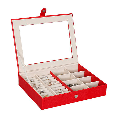 Crystal Jewelry Box, One Size , No Color Family