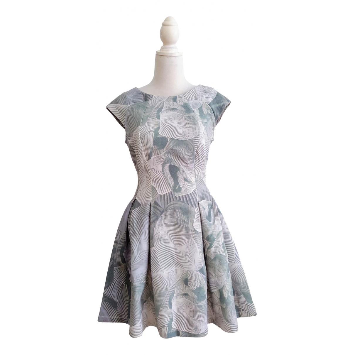Designers Remix \N Grey dress for Women 38 FR