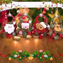 1pc Cute Christmas Tree Pendant Ornament