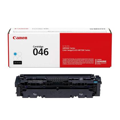 Canon 046 1249C001 Original Cyan Toner Cartridge
