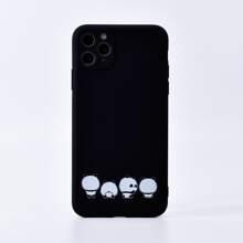 Panda Print iPhone Case